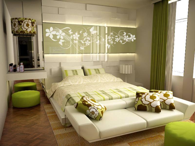 Desain Cantik Kamar Tidur Di Apartemen Foto Dekorasi Menarik Dari