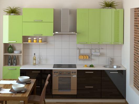 Bagi Orang Yang Lebih Kemewahan Dalam Furnitur Dan Tindakan Mereka Dapur Dibuat Skema Warna Kuning Muda Paling Co